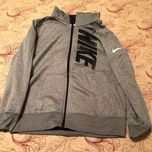 Nike Dri-Fit Hooded Jacket